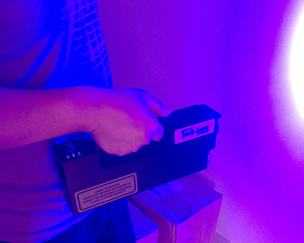 TL-455P激光生物检材发现仪
